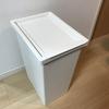 IKEAのゴミ箱を改造