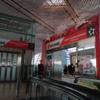 中国の北京首都国際空港にある中国国際航空の「Air China First Lounge(エアチャイナ ファーストラウンジ)」