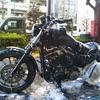#バイク屋の日常 #ハーレー #XL883N #洗車