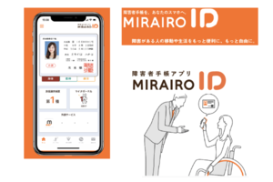 <ミライロID>障害者手帳提示をスマホで!市対象施設で本人確認等の運用開始 枚方市・株式会社ミライロ