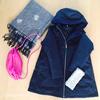 【ユニクロと無印良品のインナーダウンコートを比較】着丈が短く、ゆったり着れる無印良品を選びました!