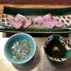 🚩外食日記(☆150)    宮崎ランチ   「鮨と魚肴  ゆう心」⑧より、【輝き(6品)】‼️