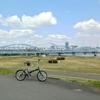 はじめての淀川サイクリングロード、からの響珈琲