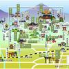 万葉まほろばの旅(3) 「元伊勢」檜原神社へ。山の辺の道で神秘的なパワースポット「龍神神社」に出会う