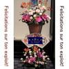 キュートでエレガントなスタンド装花