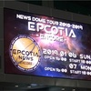 NEWS DOME TOUR 2018-2019 EPCOTIA -ENCORE- 1/7 東京ドーム オーラス