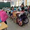 体罰教師が生徒を半身付随に、中国で巨額の賠償裁判