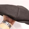 お洒落になりたいなら、黒い帽子を買いなさい。