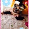☆ 初めての手作りおもちゃを製作 魚釣り 《1歳6ヶ月》