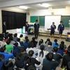 6年生 中学校生徒会訪問