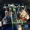 【自転車実験室】カングーにヒッチキャリアを着けた話