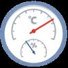 我が家の生活環境改善計画! ~湿度計付き温度計を買ってみた~