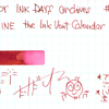 #0921 DIAMINE the Ink Vent Calender Noel