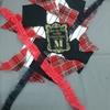 黒ミサ用Tシャツリメイクトートバッグ