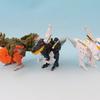 ミニプラ 騎士竜合体シリーズ05 シャインラプター シャドーラプター パキガルー