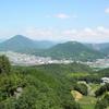 皿ヶ嶺・上林森林公園〜面河ダム