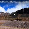 アンデス山脈への玄関口 アルゼンチン・メンドーサ