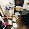 荒れ放題だった部屋の片付けしたらスッキリしました