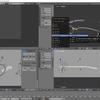 Blenderでミラーモディファイアに合わせてボーンを設定する