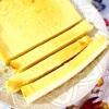 さつまいもとマスカルポーネの塩味チーズケーキ