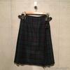秋冬の定番服 O'NEILの巻きスカート 親子で好みは似るようです