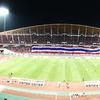 タイ代表 対 UAE @タイ ラジャマンガラ