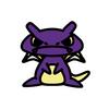 ルナアーラ(ポケモン)の色のぷちゴン|ぷちゴン