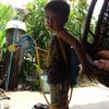 タイ生活304日目。水遊び。