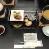 京都・和泉屋旅館の朝食。
