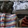 【断捨離】 とっておいた子供服を処分し始めました。まずは衣装ケース1つ分を空に!