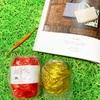 編み物は癒し〜♪余りのエコアンダリヤでミニカバンを編んでみる(^∇^)