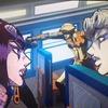 ジョジョ5部アニメ第2話感想「ギャングスターに憧れるようになったのだ」