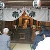 初午祭(はつうまさい) 東新田 須賀神社