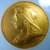 イギリス1897年戴冠60年メダルNGC MS63