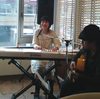 3/24 sorriso cafe ランチタイムコンサート