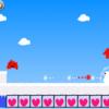 「氷炎乱舞!ゆきだるまバトルゲーム」ビスケットプログラミングゲーム
