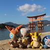正月旅行(広島) 銀河クルーズで厳島神社にて平成最後の初詣