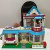 3歳3か月の娘、レゴ フレンズ の組み立てに一人でチャレンジ!『Stephanie's House(ステファニーのオシャレハウス)41314』