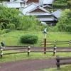 月1度の「慎太郎記念公園周辺清掃」の日