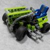 組立レビュー  LEGO TECHNIC 8256 乗用芝刈り機(組替