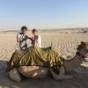 2018年3月 モルディブ&ドバイ旅行記㉚【ラクダに初めて乗りました♪】