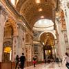 サン・ピエトロ大聖堂の思い出