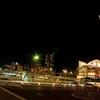 メリケンパークで撮る冬の神戸夜景