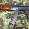 AKS-74UNにDTK-2をつけました