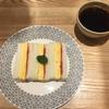 ペリカンカフェでサンドイッチとトースト(田原町・蔵前)