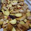 鶏肉とさつま芋のオーブン焼き
