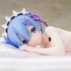 再販【リゼロ】「レム添い寝Ver.」Re:ゼロから始める異世界生活 1/7 完成品フィギュア【KADOKAWA】より2018年7月再販予定♪
