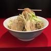 乳化の進んだスープとワシワシ麺がウマい!豚ラーメン 板橋駅前店@東京都板橋区