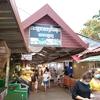 タート・ルアン近くのおかず横丁 - タート・ルアン ナイトマーケット(That Luang Night Market) - (ビエンチャン・ラオス)