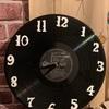 【自宅保育中】時間を意識させる為に時計作り【レコード時計】
